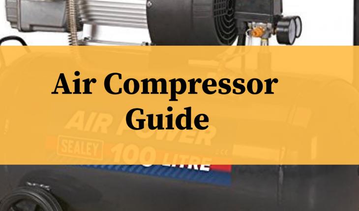 Best Air Compressor Reviews UK