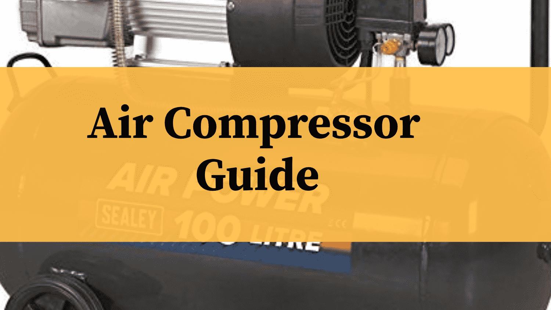 Greenworks 50L Compresor