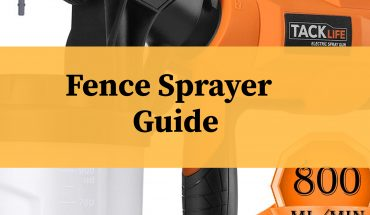 Best Fence Sprayer Reviews UK