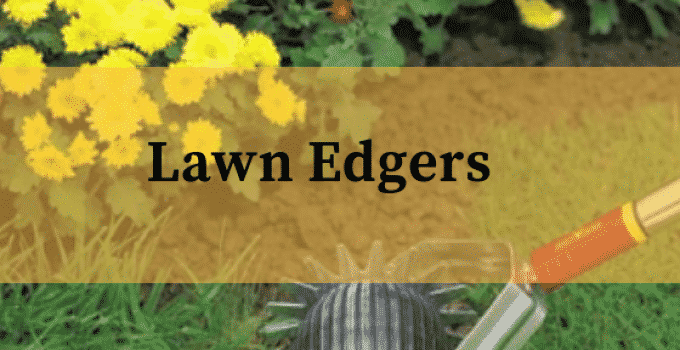 Best Lawn Edger Tools Reviews UK