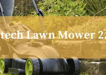 Gtech Cordless Lawn Mower 2.0 Review