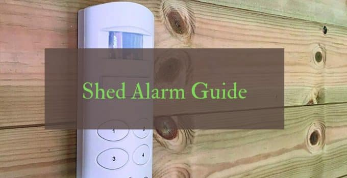 Best Shed alarms Reviews UK